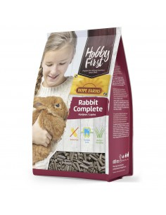 HOBBY FIRST RABBIT COMPLETE GRAIN FREE