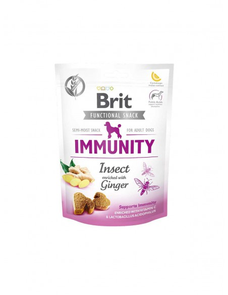 BRIT CARE SNACK IMMUNITY - 150 GR