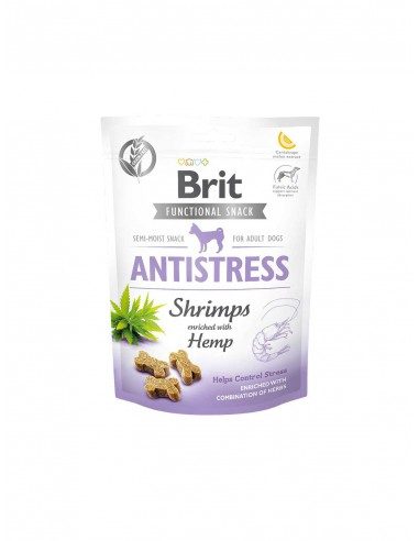 BRIT CARE SNACK ANTISTRESS - 150 GR - TAMAÑO: 150 GR