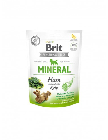 BRIT CARE SNACK MINERAL PUPPY - 150 GR - TAMAÑO: 150 GR