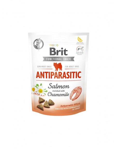 BRIT CARE SNACK ANTIPARASITIC - 150 GR - TAMAÑO: 150 GR