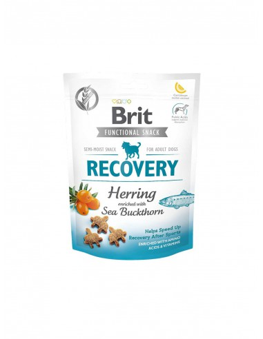 BRIT CARE SNACK RECOVERY - 150 GR - TAMAÑO: 150 GR