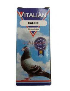 VITALIAN CALCIO - 30 COMPRIMIDOS - TAMAÑO: 30 COMPRIMIDOS