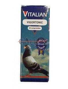 VITALIAN VIGORTONIC - TAMAÑO: 50 COMPRIMIDOS