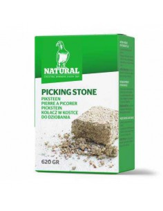 NATURAL PICKING STONE - TAMAÑO: 620 GR