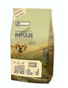 THE NATURAL IMPULSE DOG ADULT - TAMAÑO: 3 KG