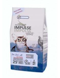THE NATURAL IMPULSE CAT ADULT - TAMAÑO: 2 KG