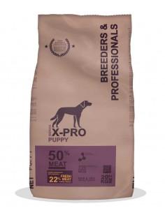 X-PRO PROFESSIONAL DOG PUPPY - 20 KG - TAMAÑO: 20 KG