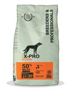 X-PRO PROFESSIONAL DOG ACTIVE - 20 KG - TAMAÑO: 20 KG