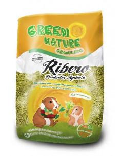 GREEN NATURE GRANULADO COBAYAS RIBERO - 500 GR - TAMAÑO: 500 GR