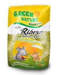 GREEN NATURE GRANULADO HÁMSTER RIBERO - TAMAÑO: 500 GR