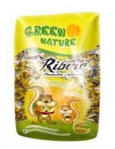 GREEN NATURE GRANULADO ARDILLAS RIBERO - TAMAÑO: 500 GR