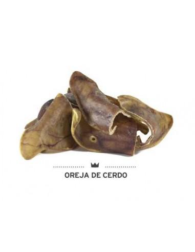 OREJAS DE CERDO MEDITERRANEAN NATURAL - Pack: 10 Unidades
