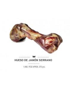 HUESO DE JAMÓN SERRANO MEDITERRANEAN NATURAL - 370 GR - TAMAÑO: 370 GR