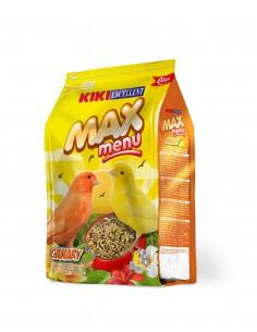 KIKI EXCELLENT MAX MENU CANARIOS - 1 KG - TAMAÑO: 1 KG