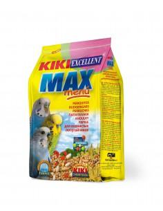 KIKI EXCELLENT MAX MENU PERIQUITOS - 1 KG - TAMAÑO: 1 KG