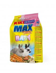 KIKI MAX MENU CONEJO BABY - TAMAÑO: 1 KG