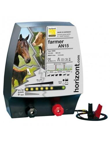 8431029049077 PASTOR ELÉCTRICO FARMER AN100 12/230V HORIZONT