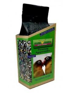 PREMIUM LOVE BIRD VOGELJUNGLE AGAPORNIS - 1,5 KG - TAMAÑO: 1,5 KG