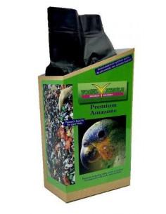PREMIUM AMAZON VOGELJUNGLE LOROS AMAZONAS - 1,5 KG - TAMAÑO: 1,5 KG