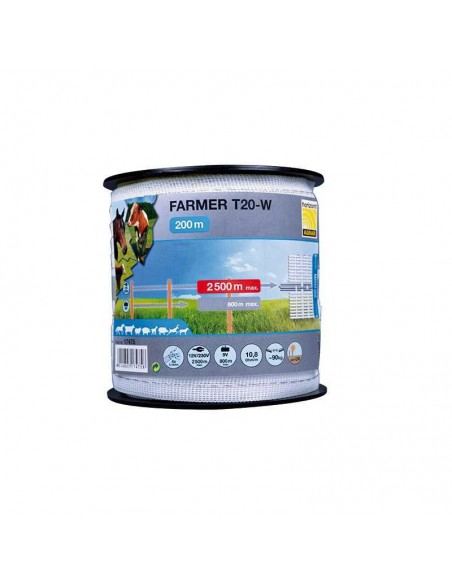 CINTA FARMER COPELE (200 M) - MODELO: T-20