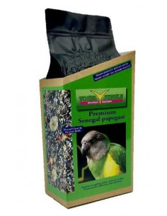 PREMIUM SENEGAL VOGELJUNGLE LORO DE SENEGAL - 1,5 KG