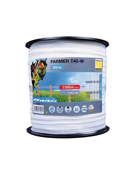 CINTA FARMER COPELE (200 M) - MODELO: T-40
