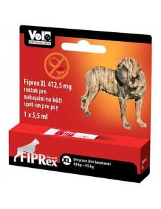 PIPETA FIPREX PERROS XL (40 - 55 KG)