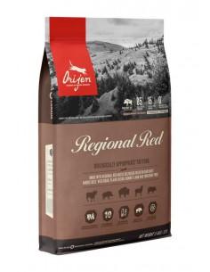 ORIJEN REGIONAL RED CAT - Tamaño: 1,8 Kg