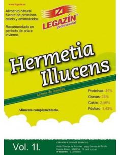 LEGAZIN HERMETIA ILLUCENS - 1 LITRO