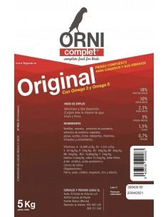 PIENSO ORNI COMPLET ORIGINAL CANARIOS - 5 KG