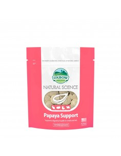 OXBOW NATURAL SCIENCE SUPLEMENTO DE PAPAYA - 33 GR