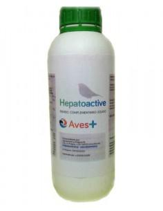 HEPATOACTIVE AVES+ - Tamaño: 60 ml