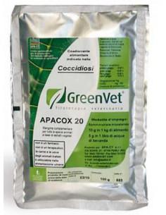 GREENVET APACOX 20 - Tamaño: 100 ml