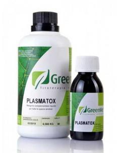 GREENVET PLASMATOX - Tamaño: 100 ml