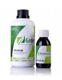 GREENVET PRIVIRUM - Tamaño: 100 ml