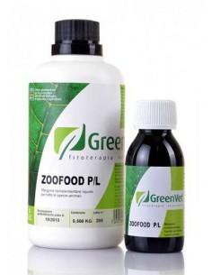 GREENVET ZOOFOOD - Tamaño: 100 ml