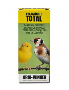 ORNI-WINNER VITAMÍNICO TOTAL - 20 ML