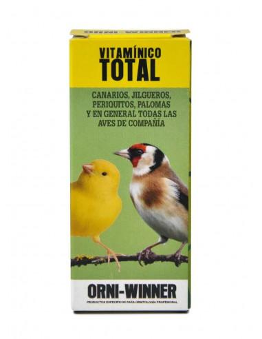 ORNI-WINNER VITAMÍNICO TOTAL - 20 ML