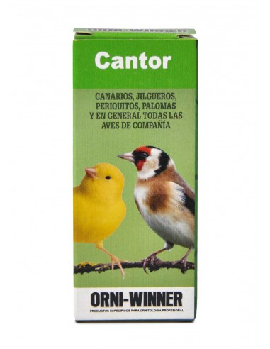 ORNI-WINNER CANTOR - 20 ML - Tamaño: 20 ml