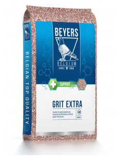 BEYERS GRIT EXTRA CON PIEDRA ROJA - Tamaño: 5 Kg