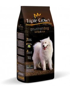 TRIPLE CROWN GOURMET DOG - TAMAÑO: 3 KG