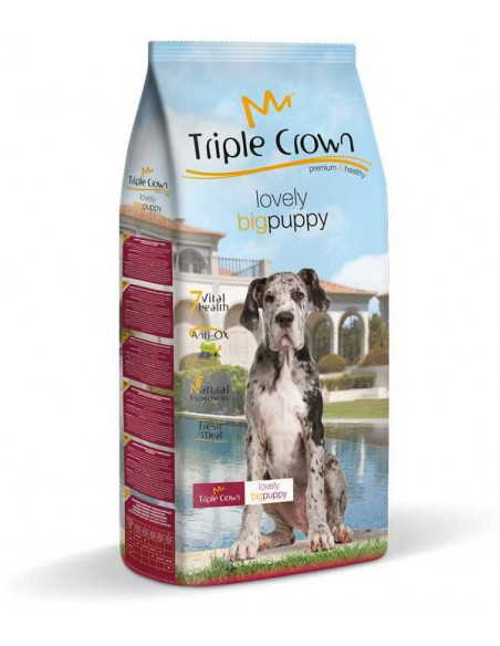 TRIPLE CROWN LOVELY BIG PUPPY - 15 KG