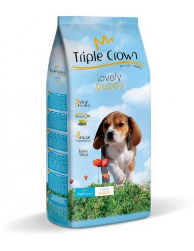 TRIPLE CROWN LOVELY PUPPY - TAMAÑO: 3 KG