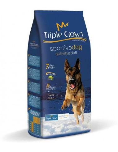 TRIPLE CROWN SPORTIVE DOG - TAMAÑO: 15 KG