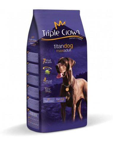 TRIPLE CROWN TITAN MAXI DOG - TAMAÑO: 15 KG