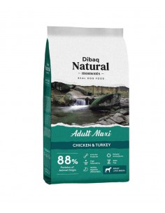 DIBAQ NATURAL MOMENTS ADULT MAXI - 15 KG