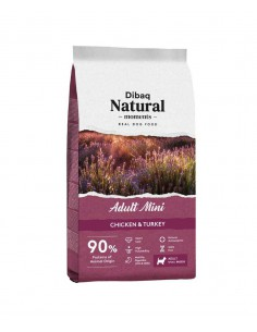 DIBAQ NATURAL MOMENTS ADULT MINI - 3 KG