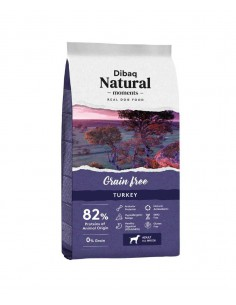 DIBAQ NATURAL MOMENTS GRAIN FREE TURKEY