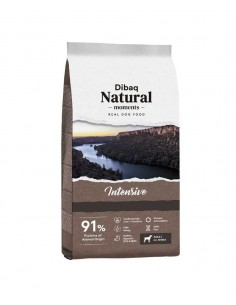 DIBAQ NATURAL MOMENTS INTENSIVE - 15 KG